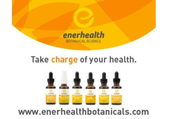 Enerhealth Botanicals banner
